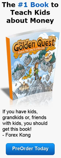 Golden Quest The number one book to teach kids about money
